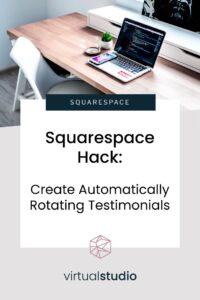 Squarespace Rotating Testimonials